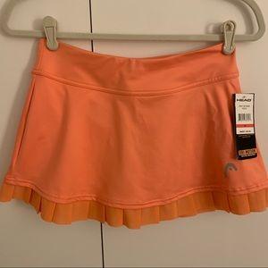 Head Tennis Skirt NWT